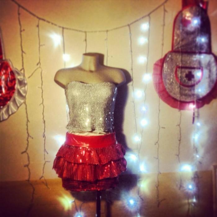 Costume Miss CookMe - part 1