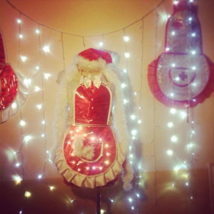 Costume Miss CookMe - part 2