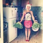Cheerleading in cucina – Low V