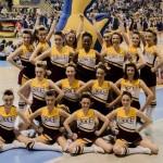 Le Rocks Cheerleader