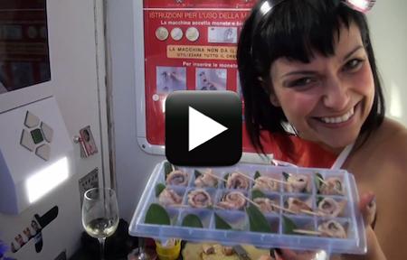 Saltimbocca alla romana, ricette formato tessera di Miss CookMe